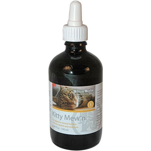 Hilton Herbs Hilton Herbs Kitty Mewn - Immune Support for Cats