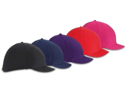 Shires Shires Skull Cap Hat Silks - Plain Colours