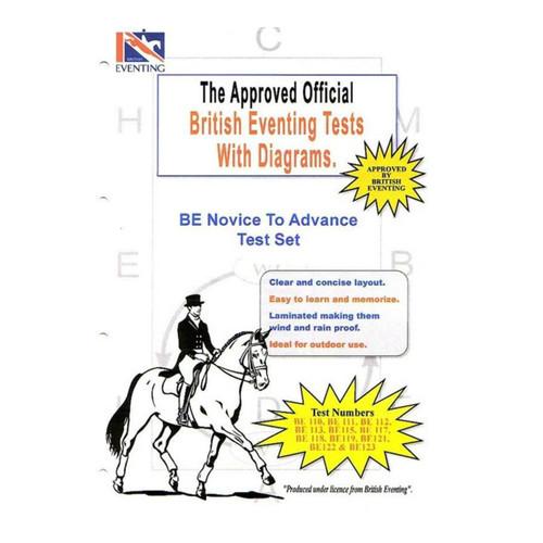 British Eventing British Eventing Novice to Advanced Dressage Tests