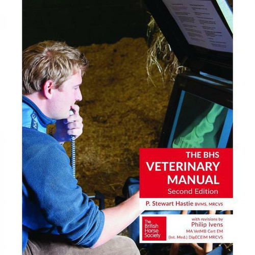 Quiller Publishing BHS Veterinary Manual - 2nd Edition