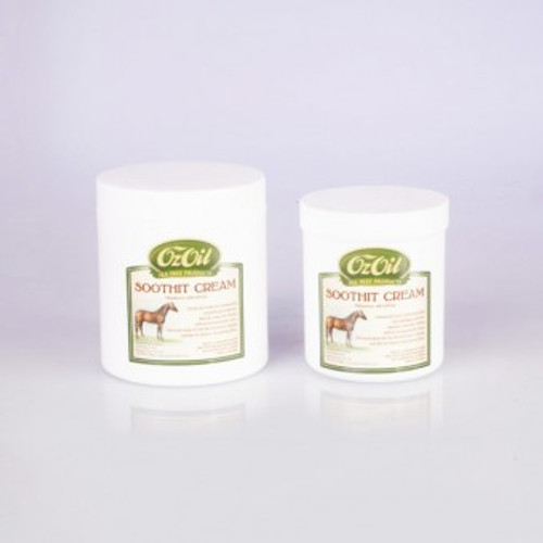 SP Equine OzOil Soothit Cream - All Sizes