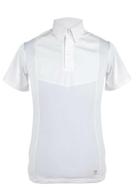 Shires Shires Aubrion Gents Short Sleeve Tie Shirt