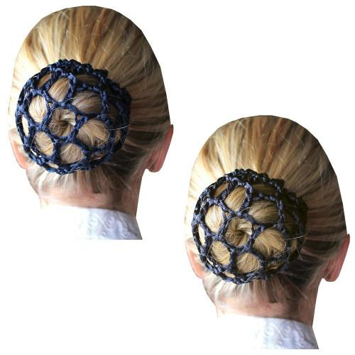 Equetech Equetech Crochet Ribbon Bun Nets