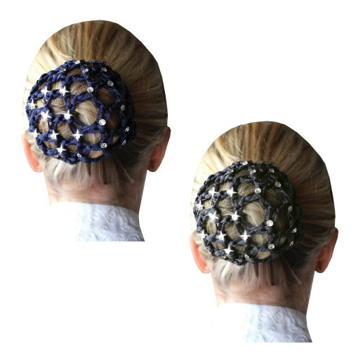 Equetech Equetech Crystal Crochet Bun Nets