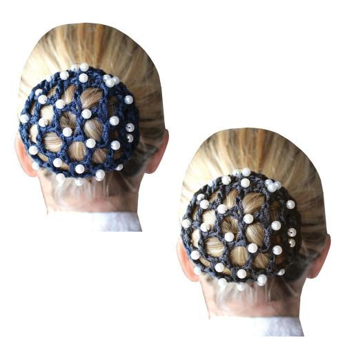 Equetech Equetech Pearl Crochet Bun Nets