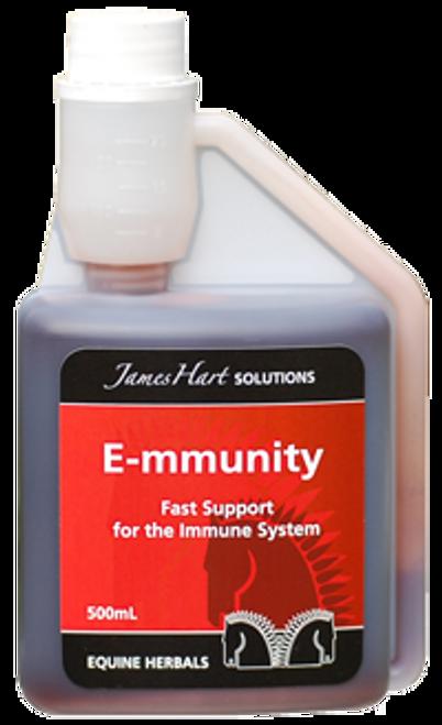 James Hart E-Mmunity Solution - All Sizes