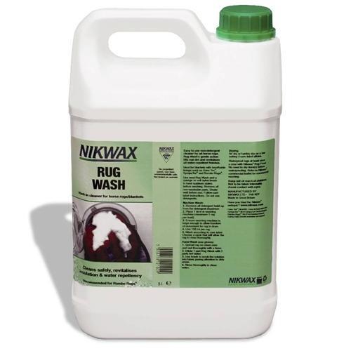 NikWax Nikwax Horse Rug Wash - 5 litres