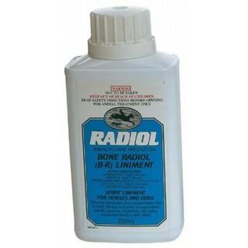 Radiol Radiol B-R Bone Embrocation