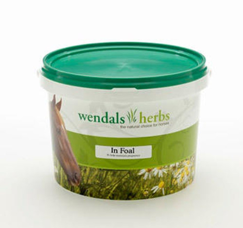 Wendals Herbs Wendals In Foal for Mares Herbal Mix - 1kg