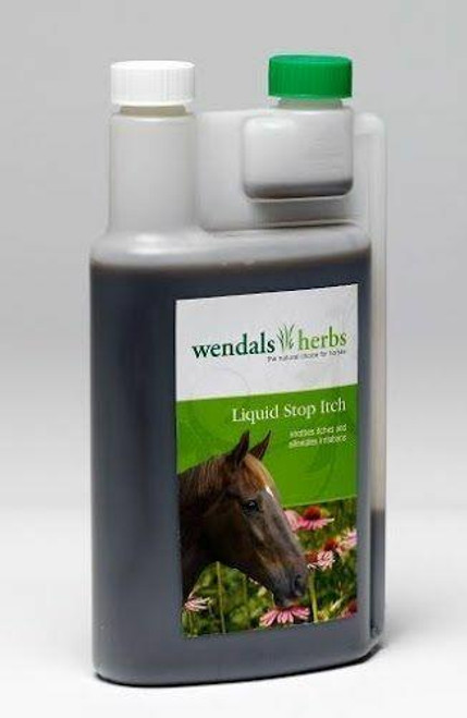 Wendals Herbs Wendals Stop Itch Liquid for Horses - 1Litre