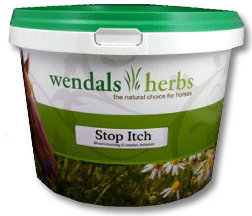 Wendals Herbs Wendals Stop Itch Herb Mix - 1kg