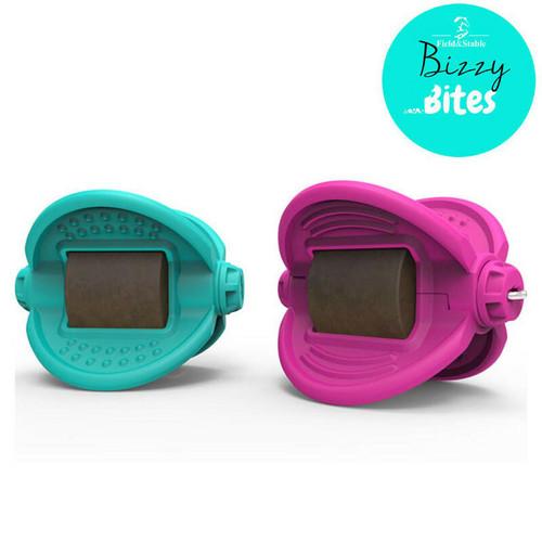 Bizzy Bites Bizzy Bites Horse Stable Toys - Pink or Aqua