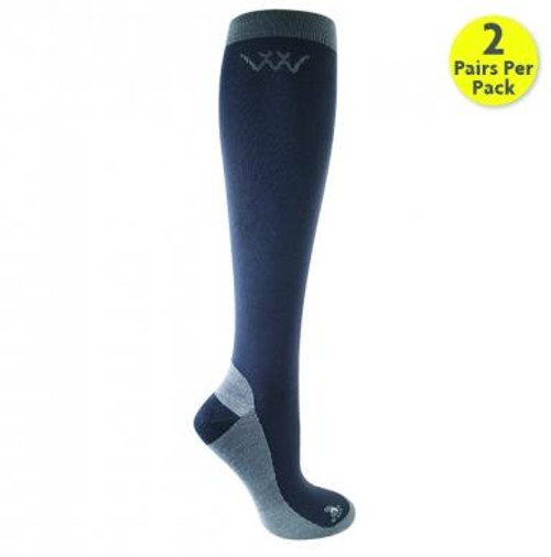 Woof Wear Woof Wear Competition Riding Socks - All Colours