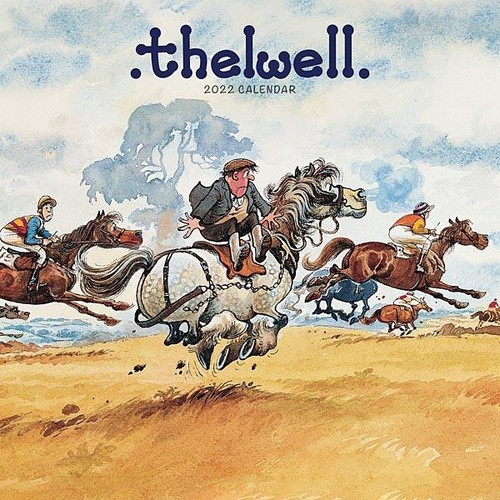 Thelwell Thelwell 2022 Calendar