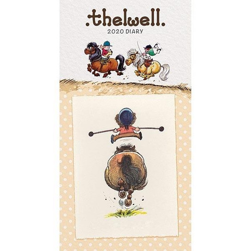 Thelwell Thelwell Slim Diary 2020