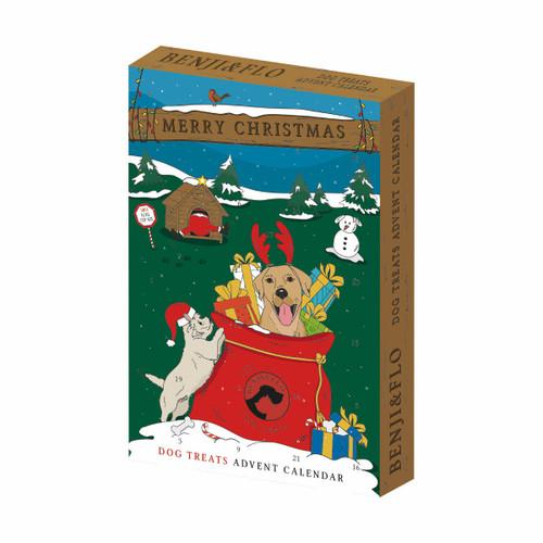Companion by Battles Advent Calendar for Dogs