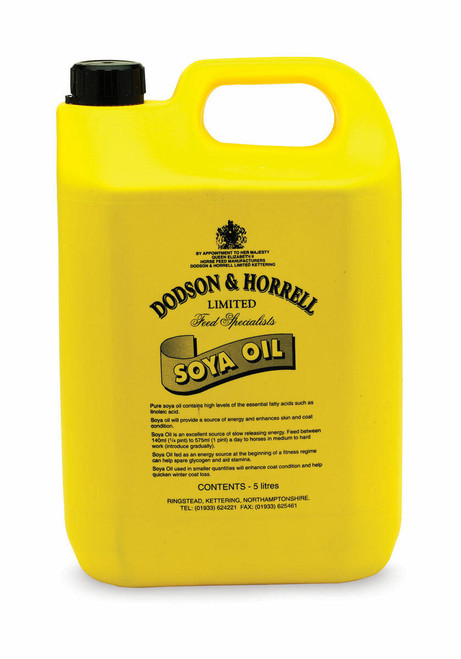 Dodson and Horrell Dodson and Horrell Soya Oil - 5 litres