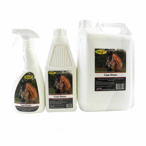 Smart Grooming Smart Grooming Coat Sheen Body Spray - All Sizes