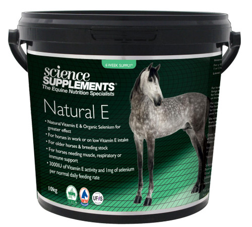 Science Supplements Science Supplements Natural E Vitamin E - 1.3kg