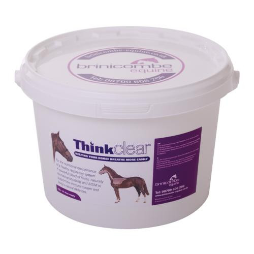 Brinicombe Equine Brinicombe Think Clear Respiratory Supplement - 1kg