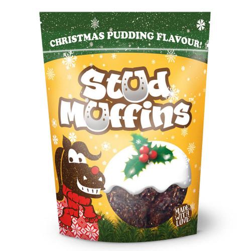 Likit Stud Muffins - Christmas Pudding Flavour