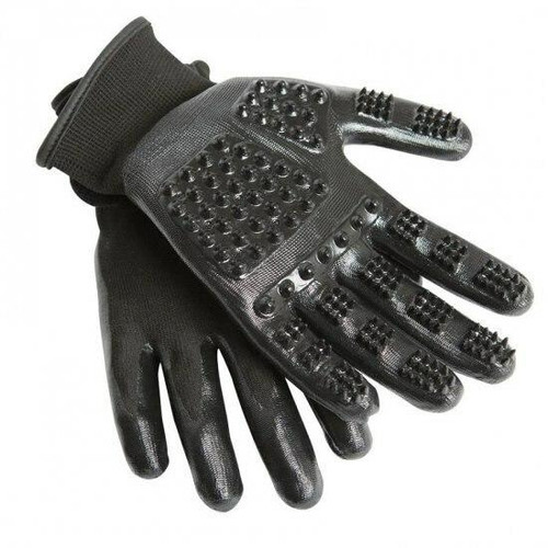 Le Mieux Hands On Grooming Mitt Bathing Gloves