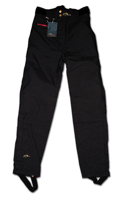 Equiento Equiento Stormtex Riding OverTrousers - Black XL