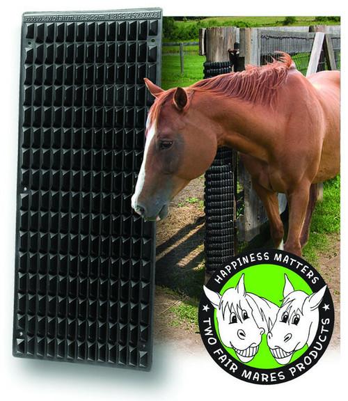 Shires Equine Scratcher Panels