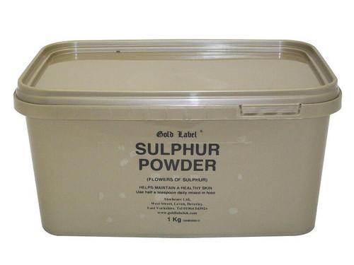 Gold Label Gold Label Sulphur Powder - 1kg