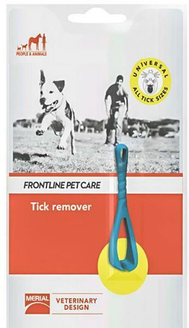Battles Frontline Tick Remover for Pets and Horses