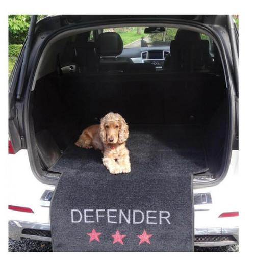 Pet Rebellion Pet Rebellion Defender Dog Mat for Cars