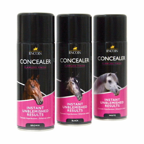 Lincoln Lincoln Concealer Spray for Horses