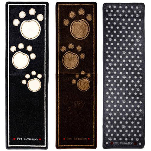 Pet Rebellion Pet Rebellion Stop Muddy Paws Extra Long Barrier Rugs