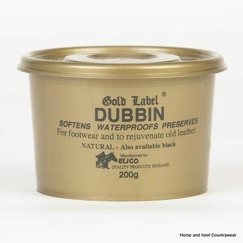 Gold Label Gold Label Dubbin - 200g