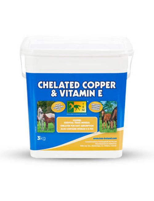 TRM Ireland TRM Chelated Copper and Vitamin E