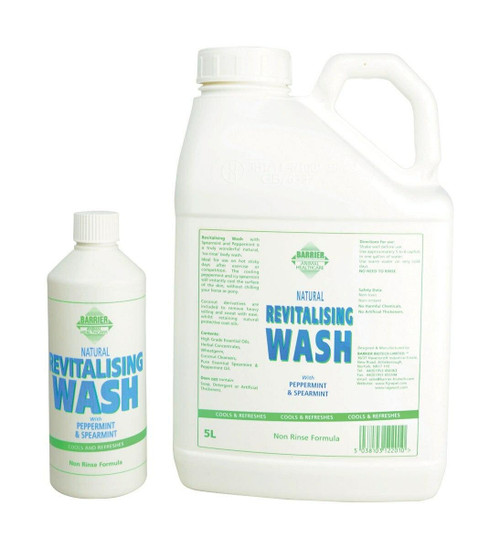 Barrier Healthcare Barrier Revitalising Wash - All Sizes