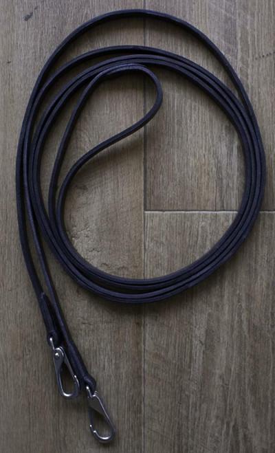 Frome Saddlery Handmade English Leather Straightness Reins