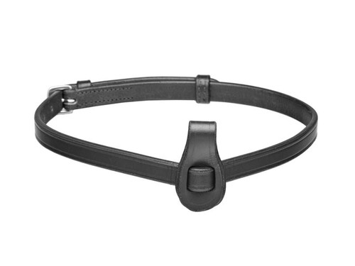Frome Saddlery English Leather Flash Noseband Strap and Attachment