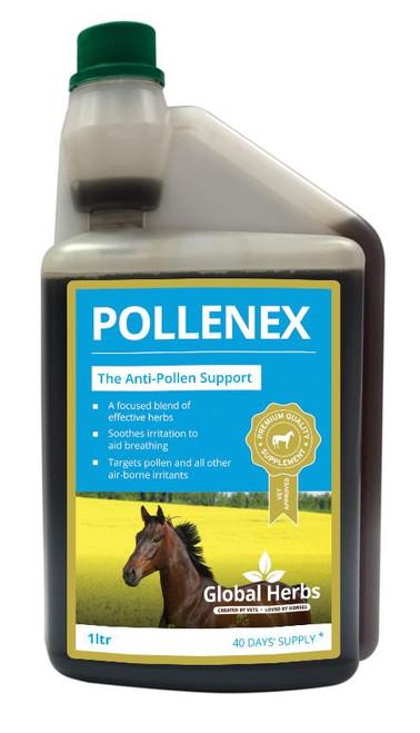 Global Herbs Global Herbs PolleneX Liquid - All Sizes