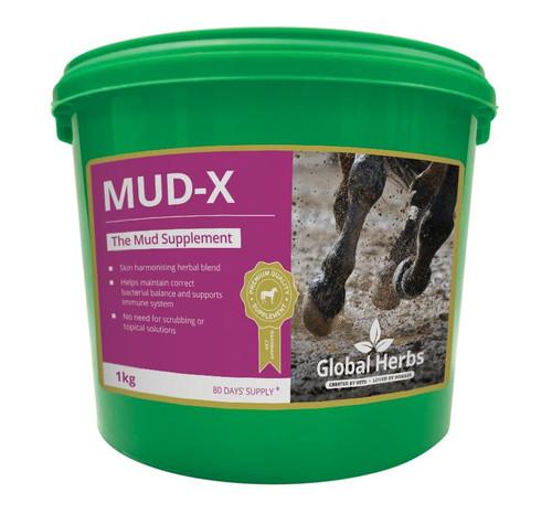 Global Herbs Global Herbs Mud X Powder - All Sizes