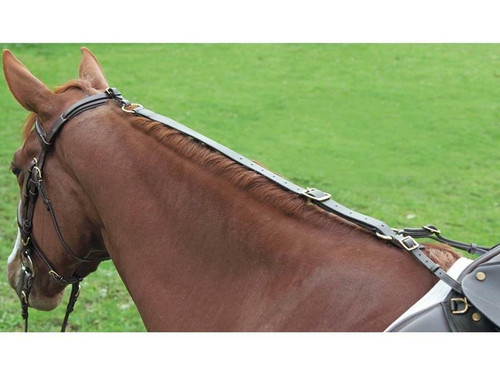 Frome Saddlery English Leather Daisy Reins