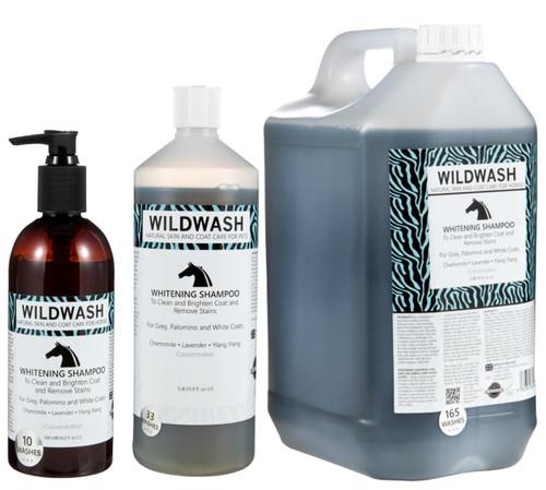 WildWash WildWash Whitening Horse Shampoo - All Sizes
