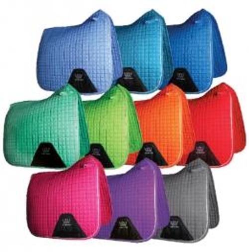 Woof Wear Woof Wear Colour Fusion Dressage Saddlecloths - All Colours