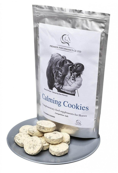 Horse Health Calming Cookies - Pack of 10 Original Flavour