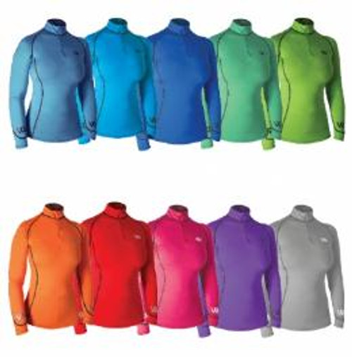 Woof Wear Woof Wear Colour Fusion Performance Riding Shirts - All Colours