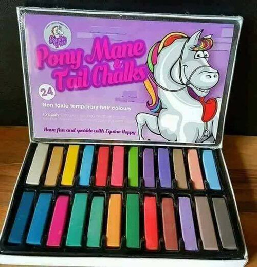 My Happy Equine My Happy Equine Mane and Tail Chalk Sets