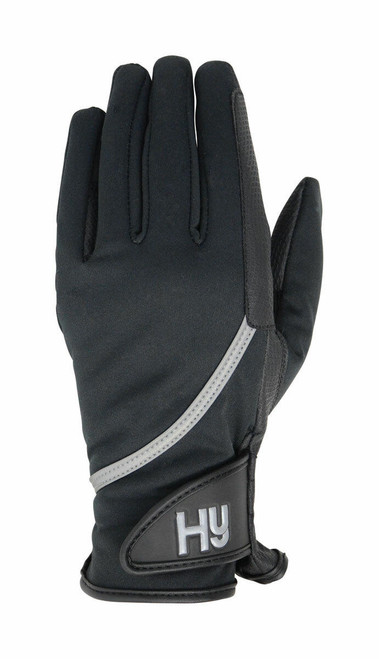 Hy Hy5 Softshell Riding Gloves - Water Repellent