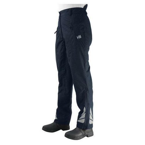 Hy Hy Reflective Over Trousers - Black