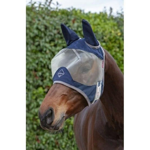 Le Mieux Le Mieux ArmourShield Fly Mask with Ears