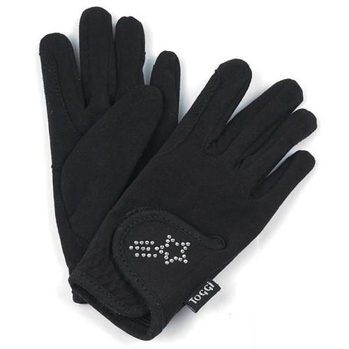 Toggi Gleam Children's Gloves - Black